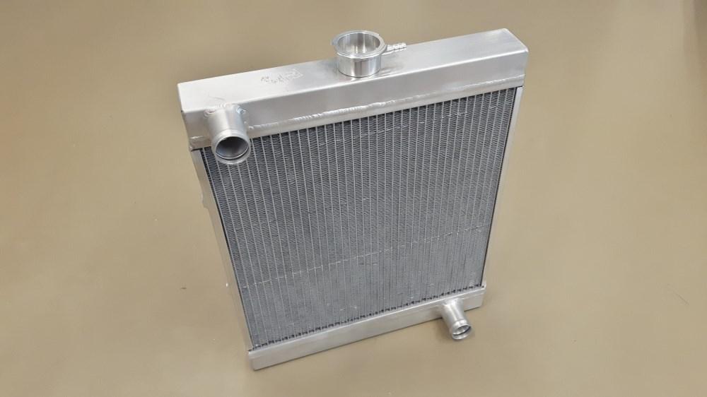 Radiators aluminium