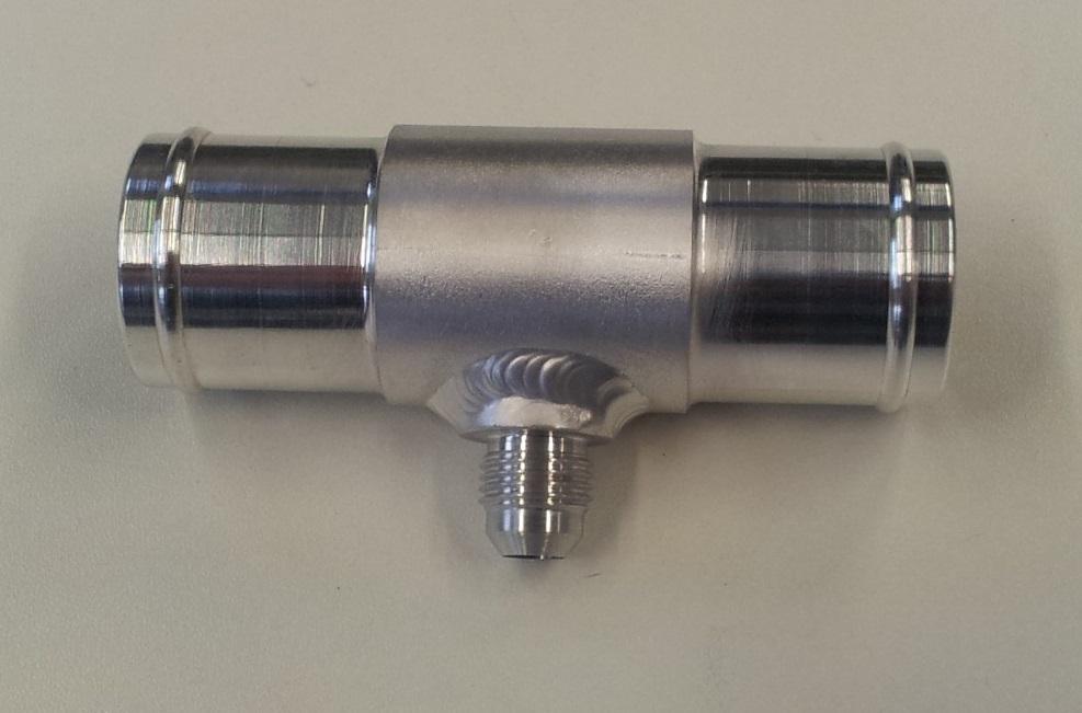 T-stuk rond 32 mm naar Dash 8-0