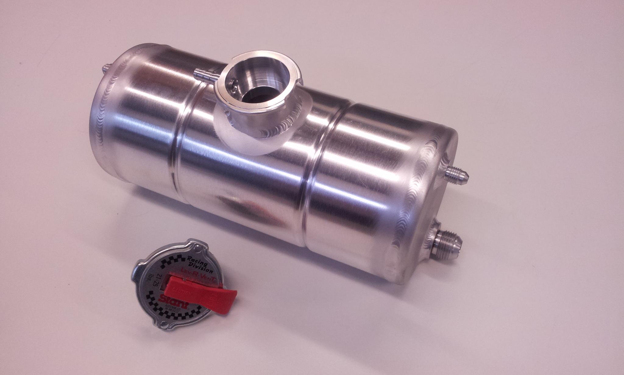 Expansie tank 2 liter-0