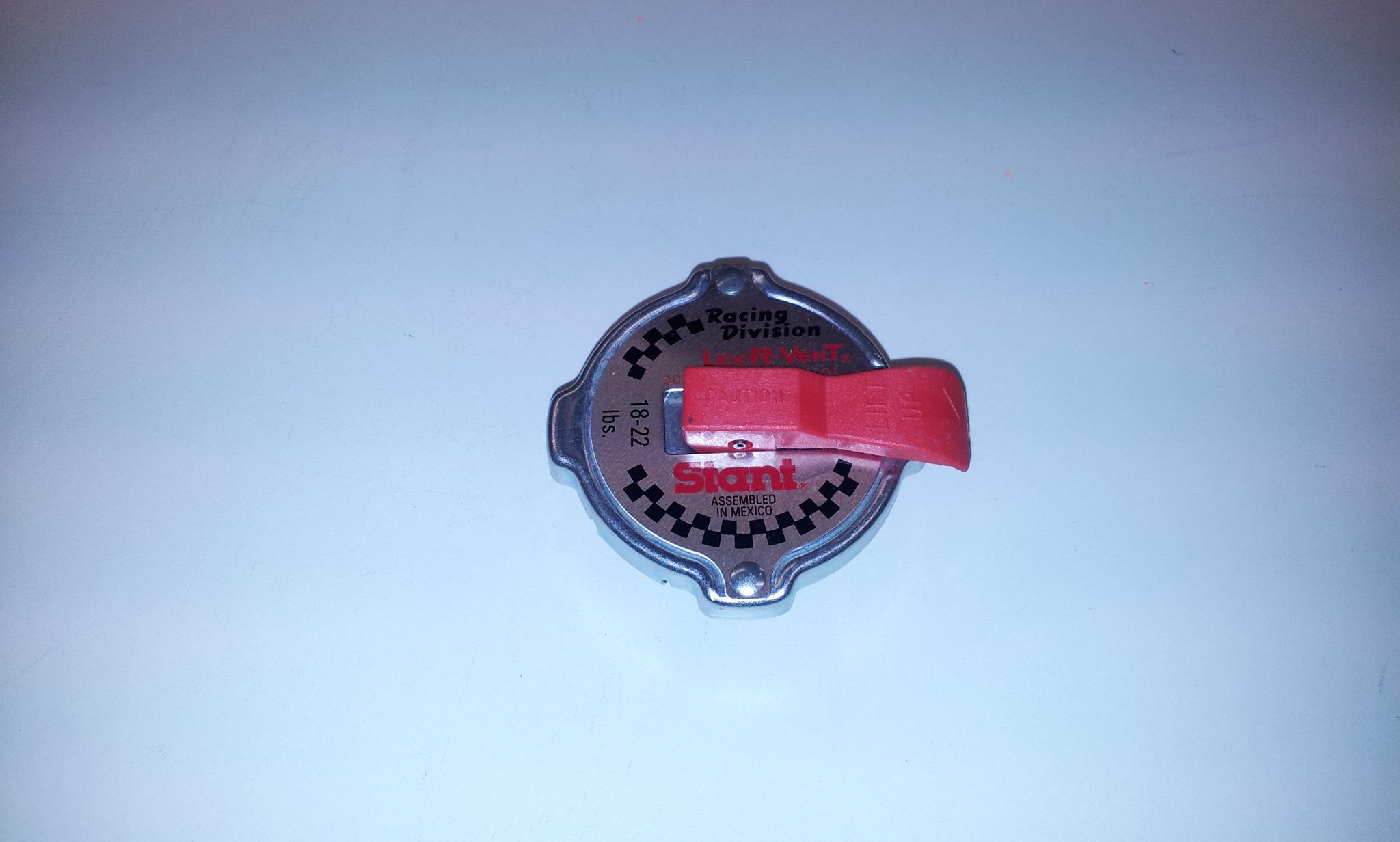 Radiateur dop Stant - 1,2 - 1,5 bar-0