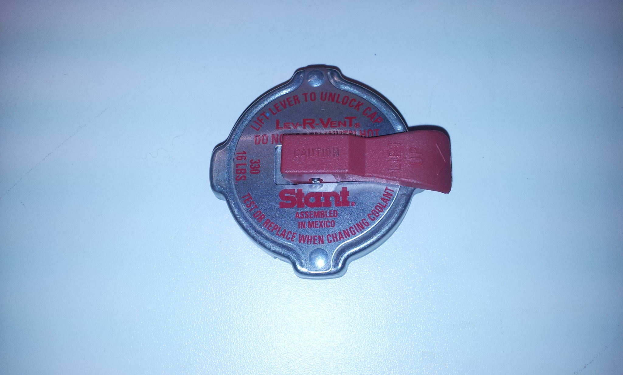 Radiateur dop Stant - 1,1 bar-0
