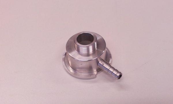 Radiateur neck 41 mm + draad-220