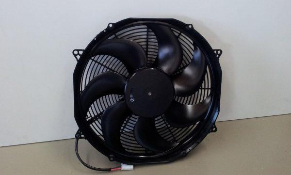 Spal VA33 speciale autosport ventilator / Zuigend. Ø 385 mm-340