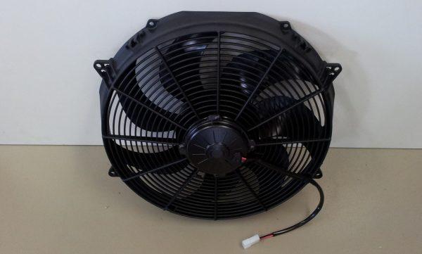Spal VA33 speciale autosport ventilator / Zuigend. Ø 385 mm-341