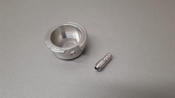 Aluminium vulhals voor Radiateur 41 mm-1508