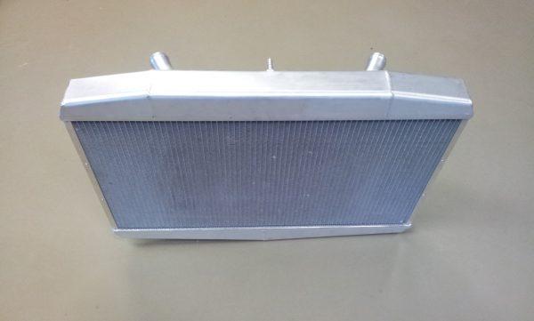Radiateur Jaguar E-type met ventilatoren !!-311