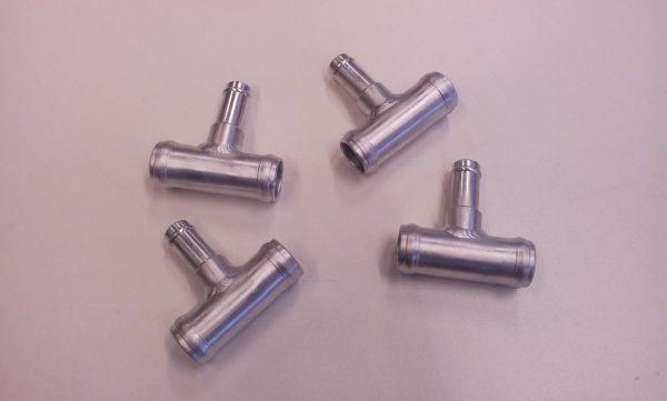 T-stuk rond 25 mm naar 16-331