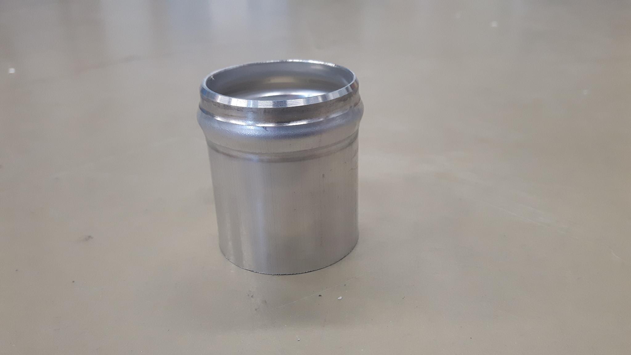 Alu lasnippel Ø 38 mm-0