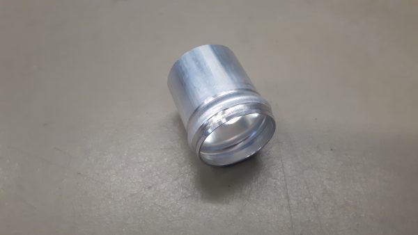Alu lasnippel Ø 38 mm-1689