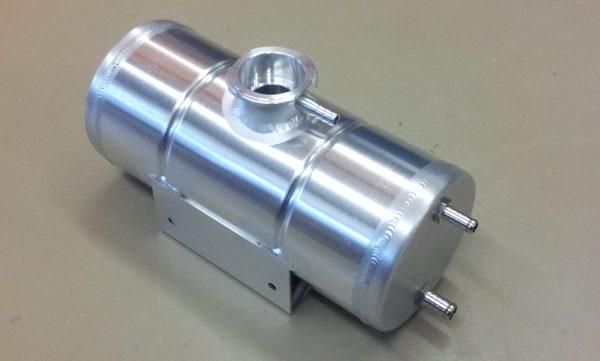 Expansie tank 2 Cobra links + radiateur dop.-503