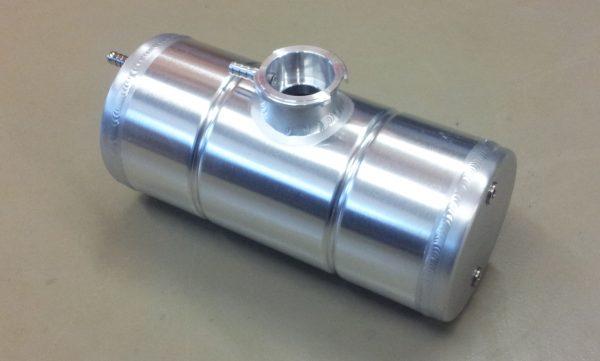 Expansie tank 2 Cobra links + radiateur dop.-505