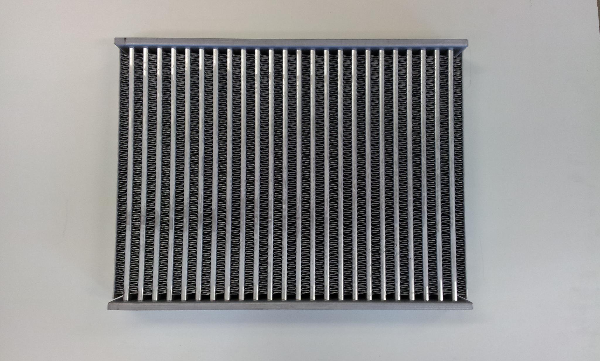 Interkoeler blok 650 x 415 x 40 mm-0