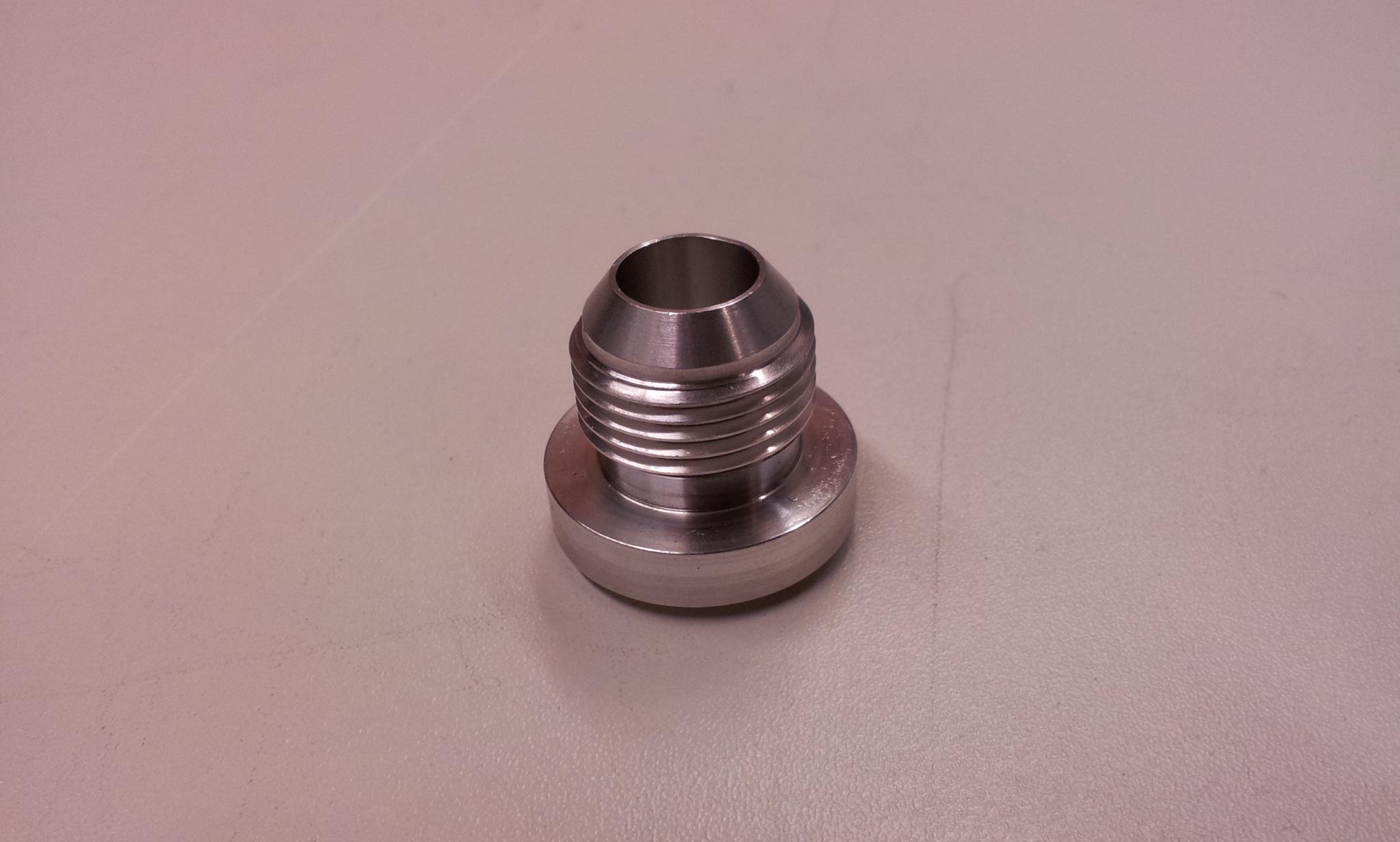 Las adaptor / koppeling Dash 16-0