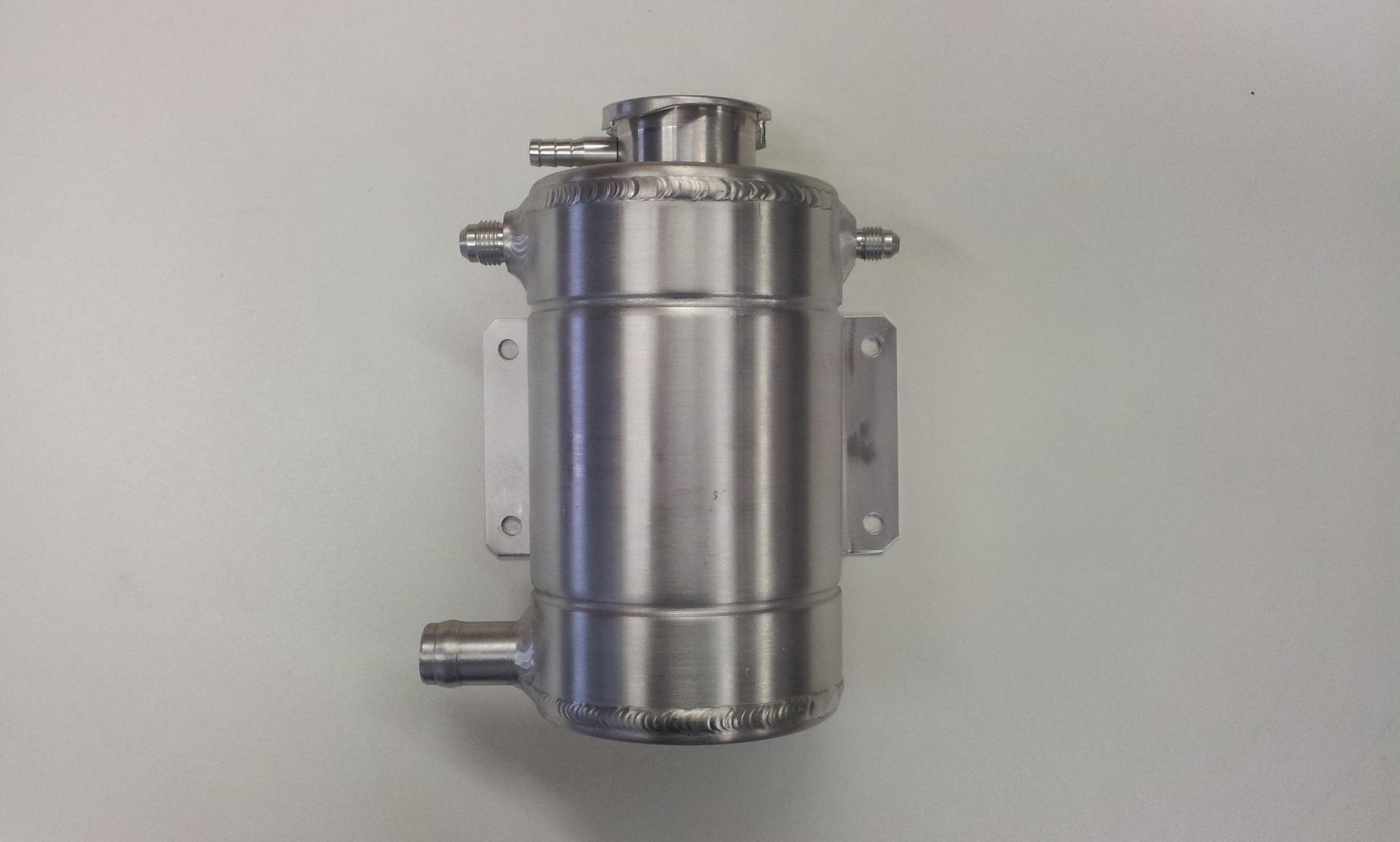 Expansie water tank 1,3 liter / links-0