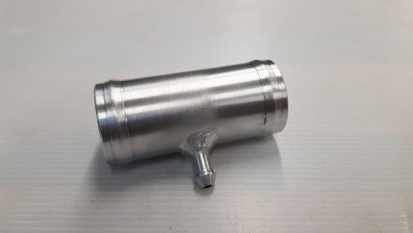 T-stuk rond 38 mm naar 9 mm-1954