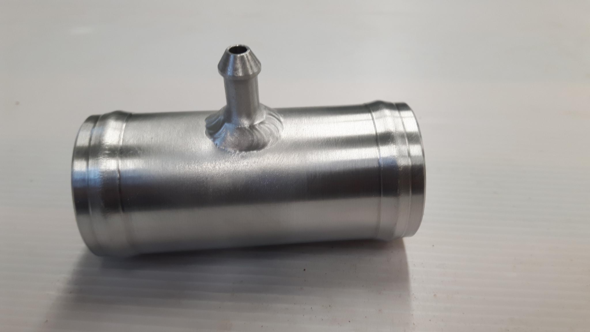 T-stuk rond 32 mm naar 9 mm-0