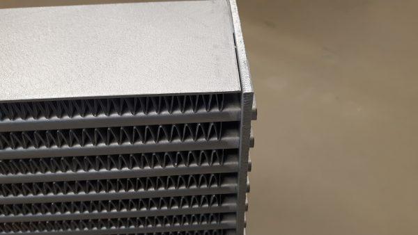 H&S speciaal intercooler koelblok 650 x 470 x 82-1227