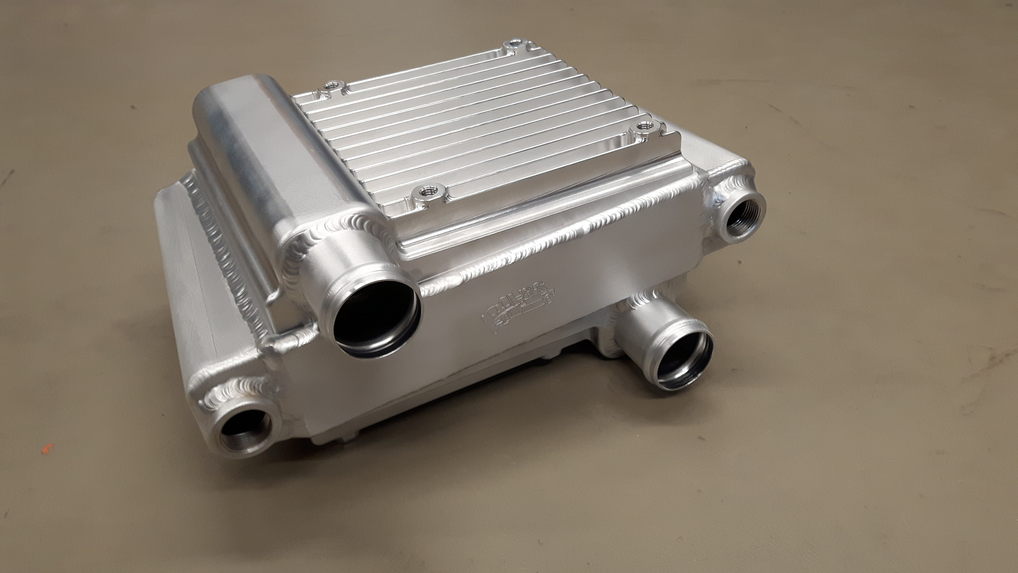 H&S Heat exchanger high performance with PWR core.-0