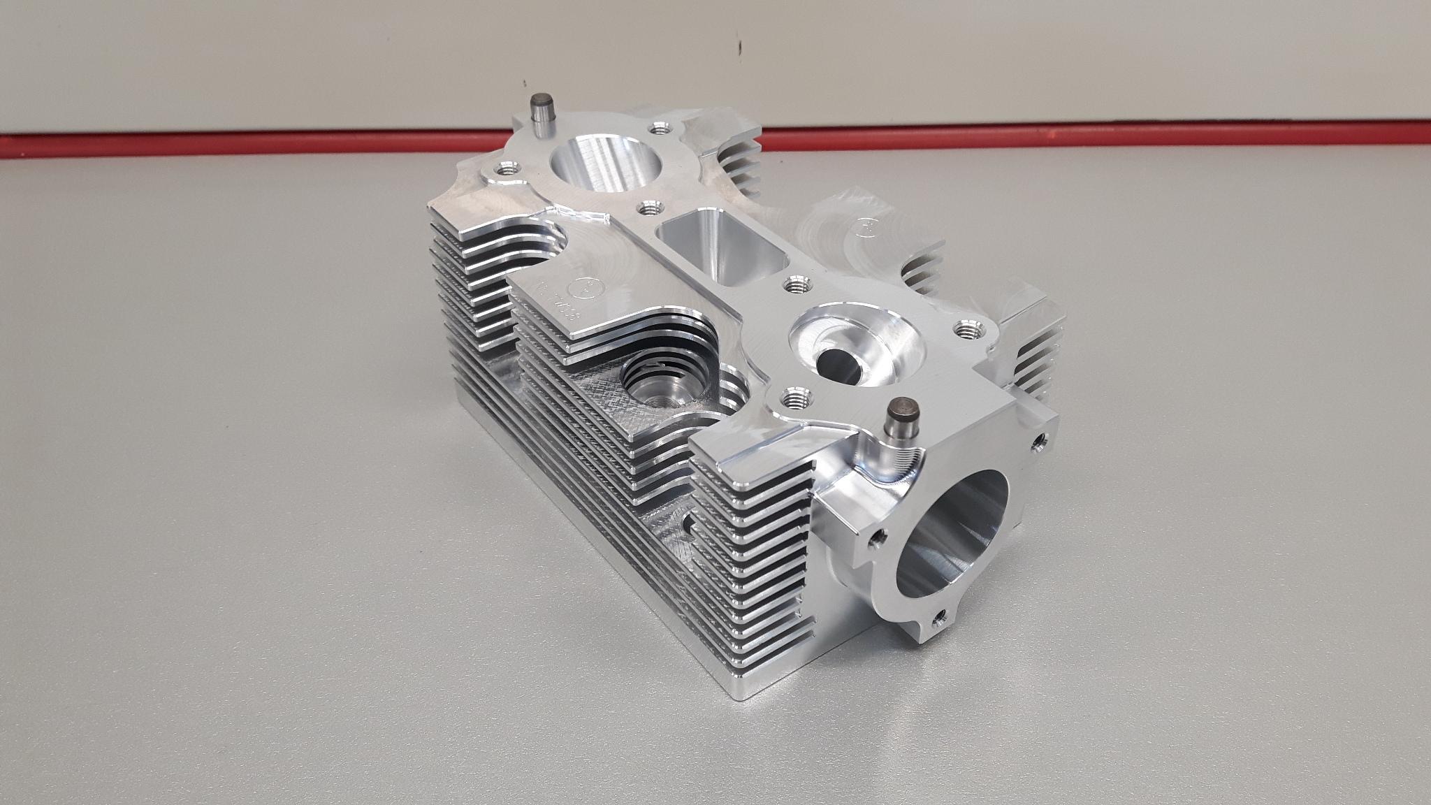Porsche CNC cilinderkop Twin spark.-0