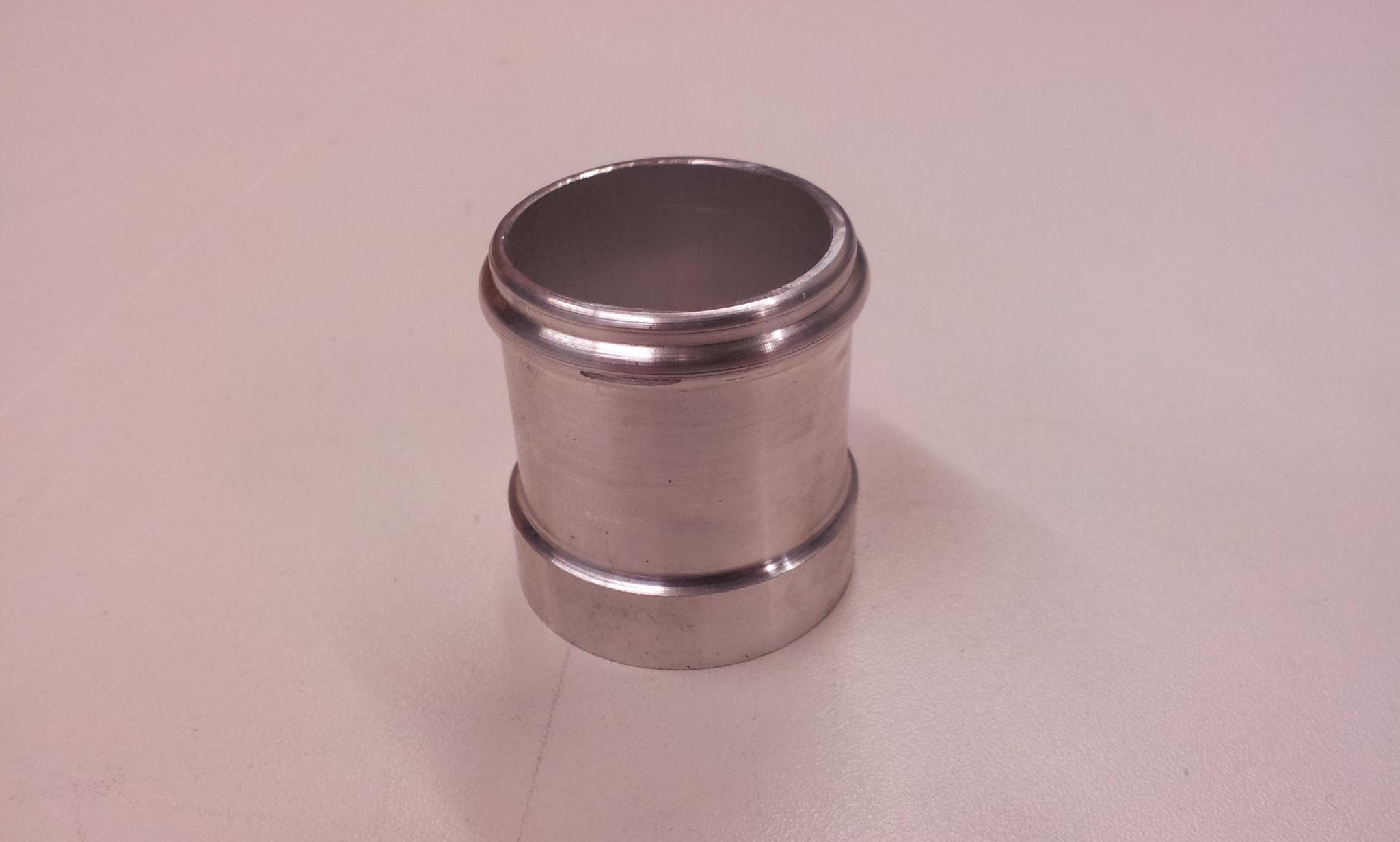 Alu lasnippel Ø 16 mm-0