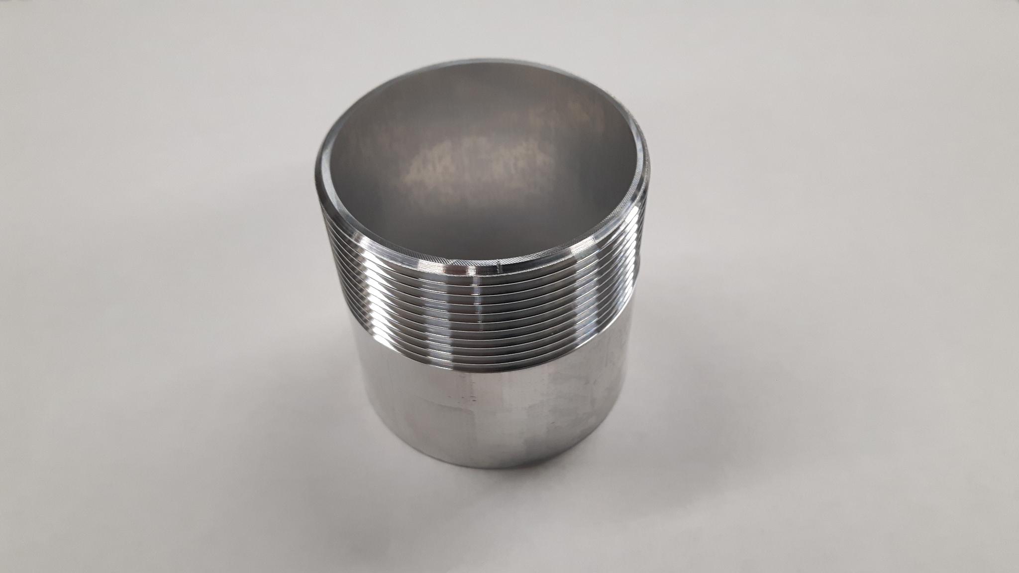 """Lasnippel 2"""" bsp x 60 mm-0"""