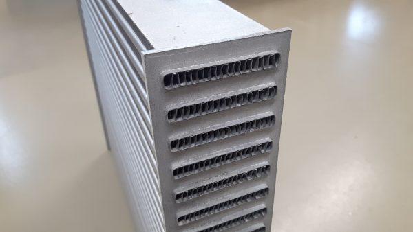 H&S speciaal intercooler koelblok 600 x 480 x 62-1233