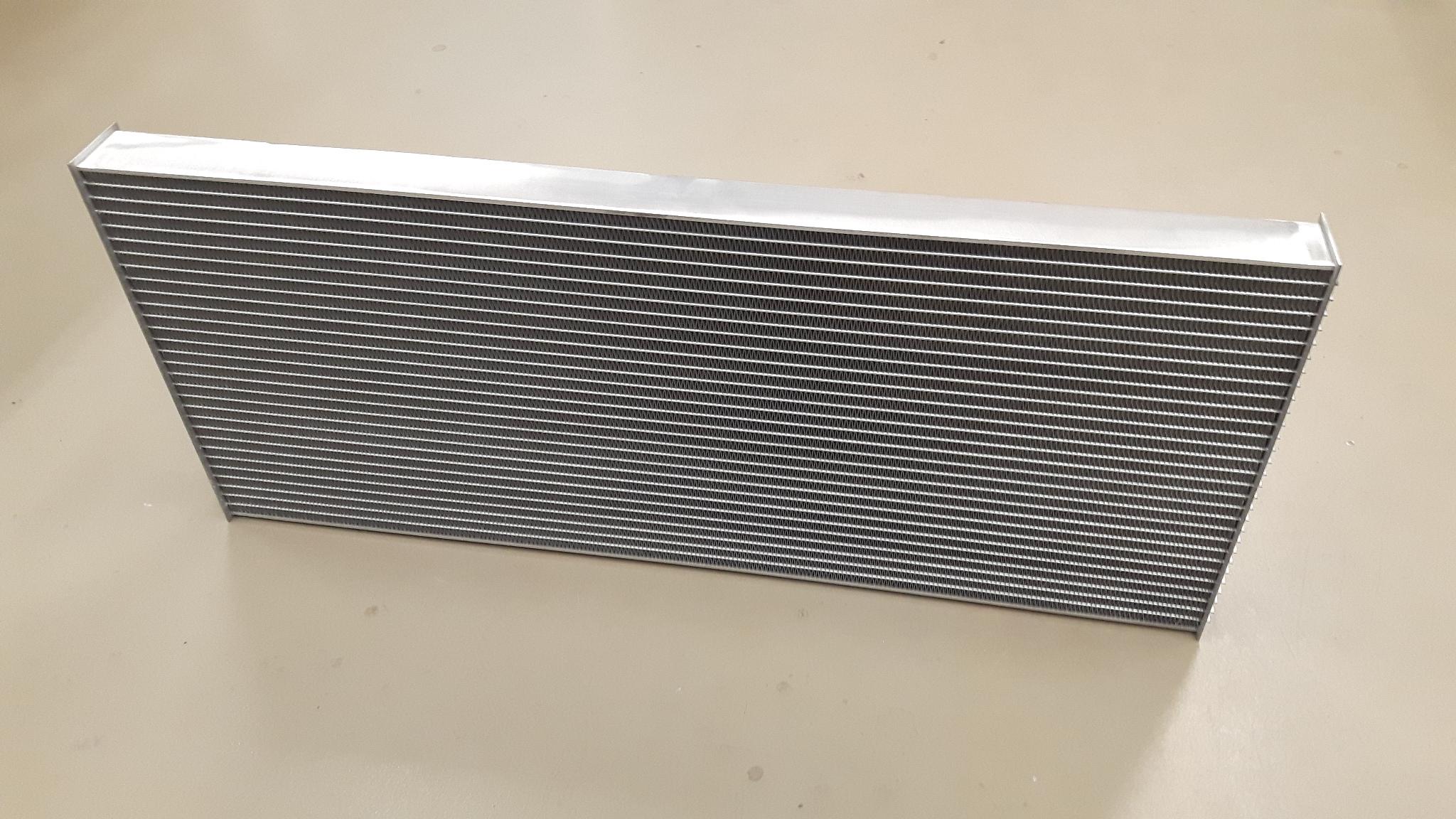 Radiateur koelblok 710 x 302 x 42 mm -0