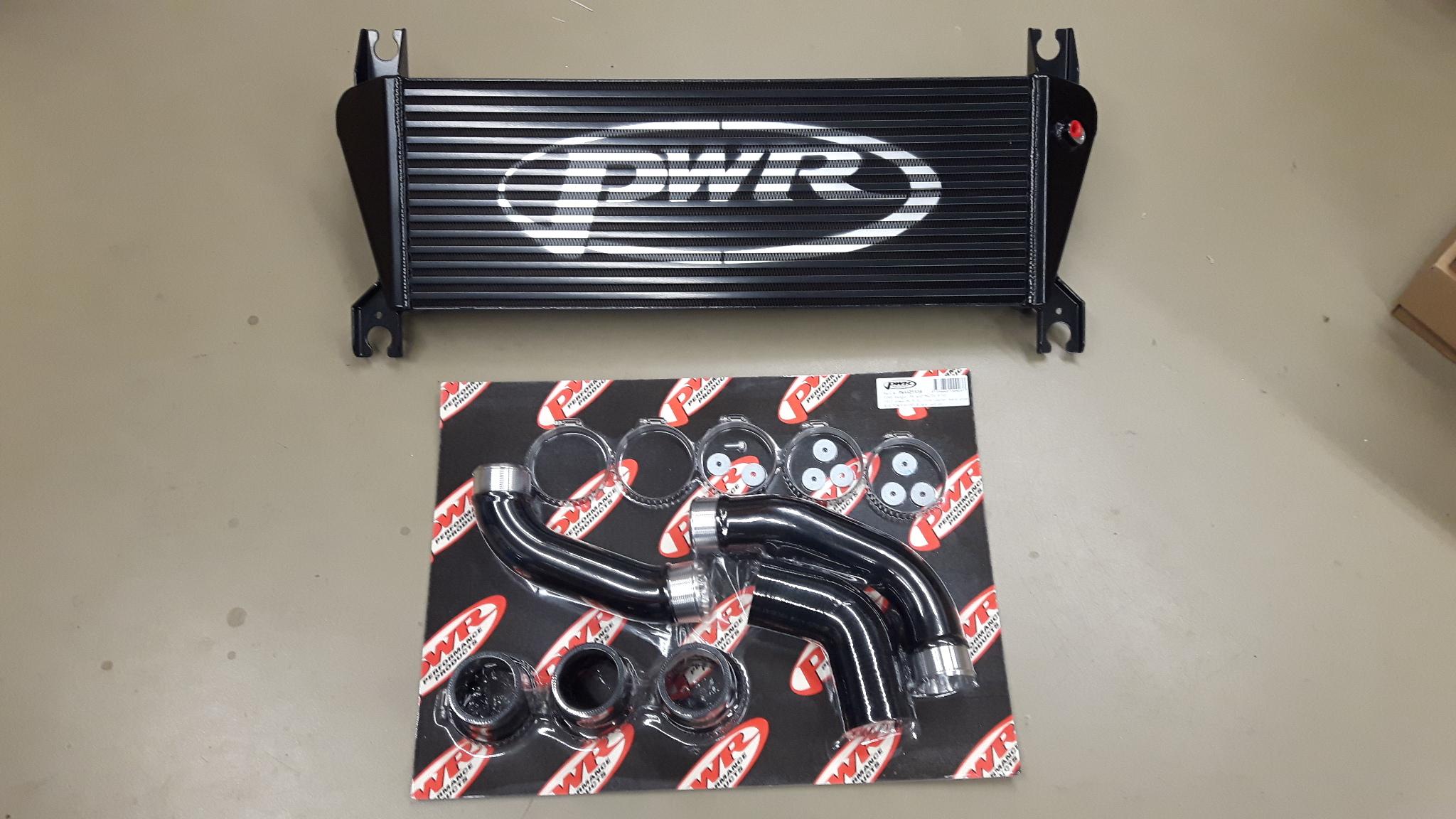 Ford Ranger PX 3,2 TD intercooler kit.-0