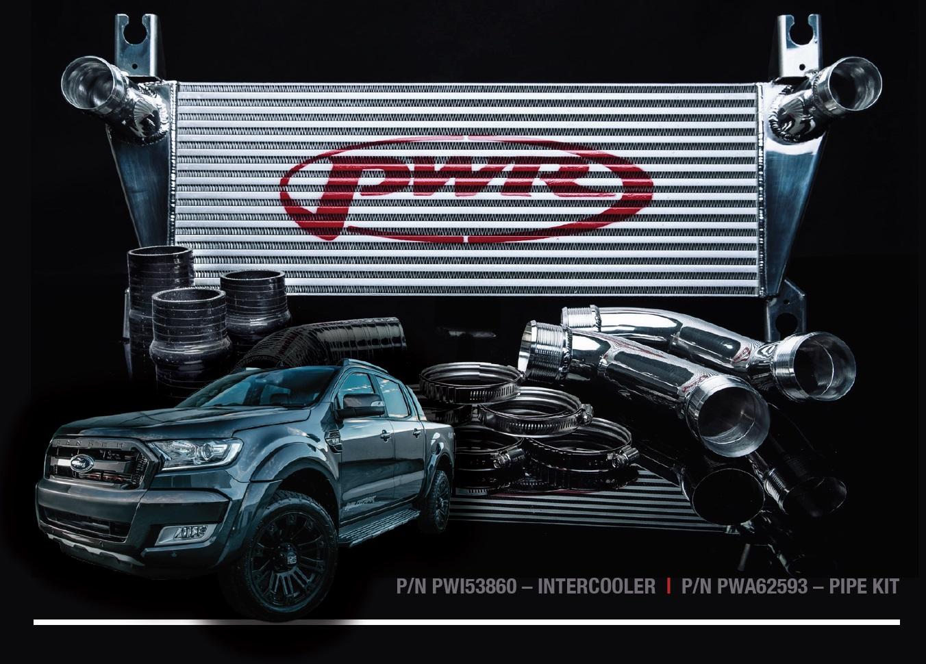 Ford Ranger PX 3.2 TD intercooler kit.-0