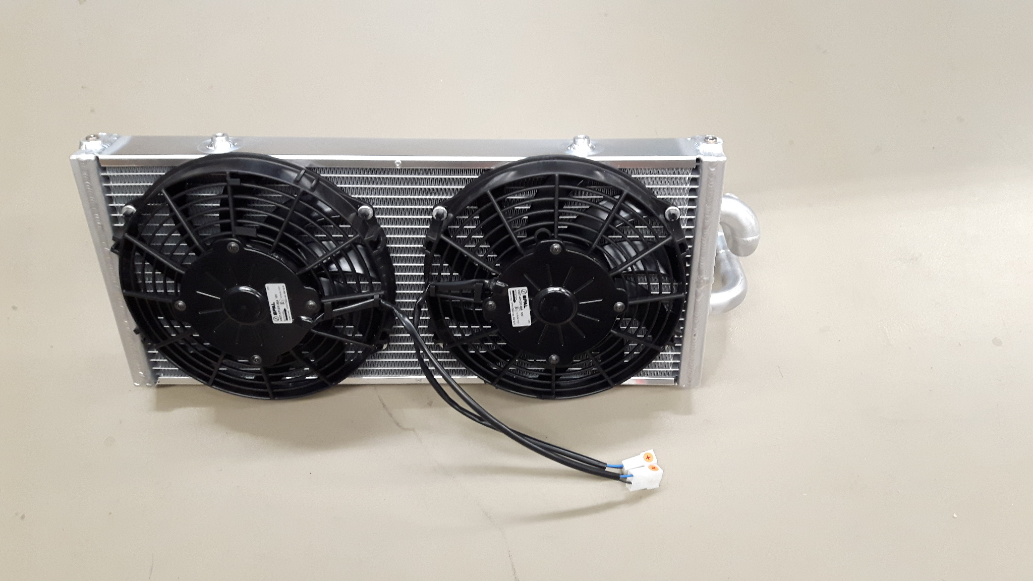 Yamaha YXZ extra radiateur SSV.-0