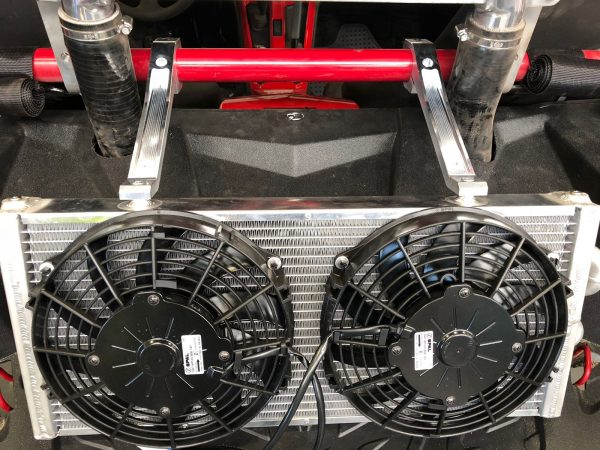 Yamaha YXZ extra radiateur SSV.-1426