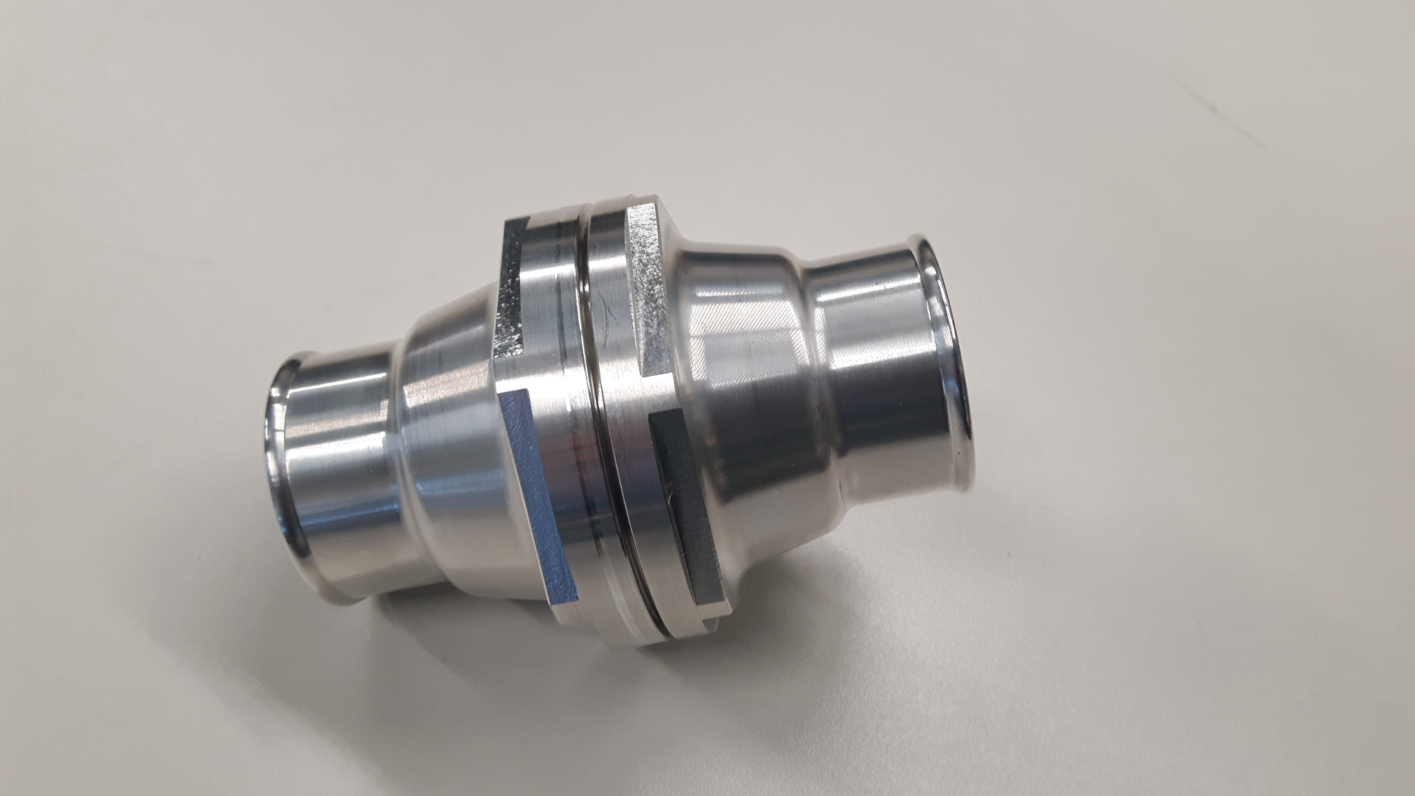Aluminium thermostaathuis 32 mm / 75 graden-0