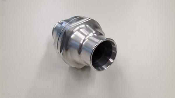 Aluminium thermostaathuis 32 mm / 75 graden-1622