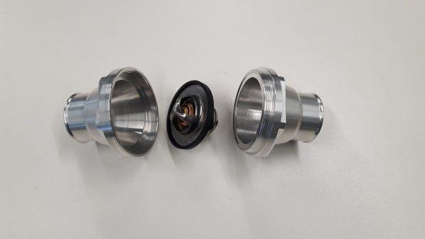 Aluminium thermostaathuis 32 mm / 75 graden-1625