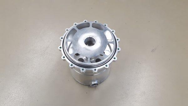 Dry-sump tank 4,5 liter demontabel - Dash 16 / 12-1582