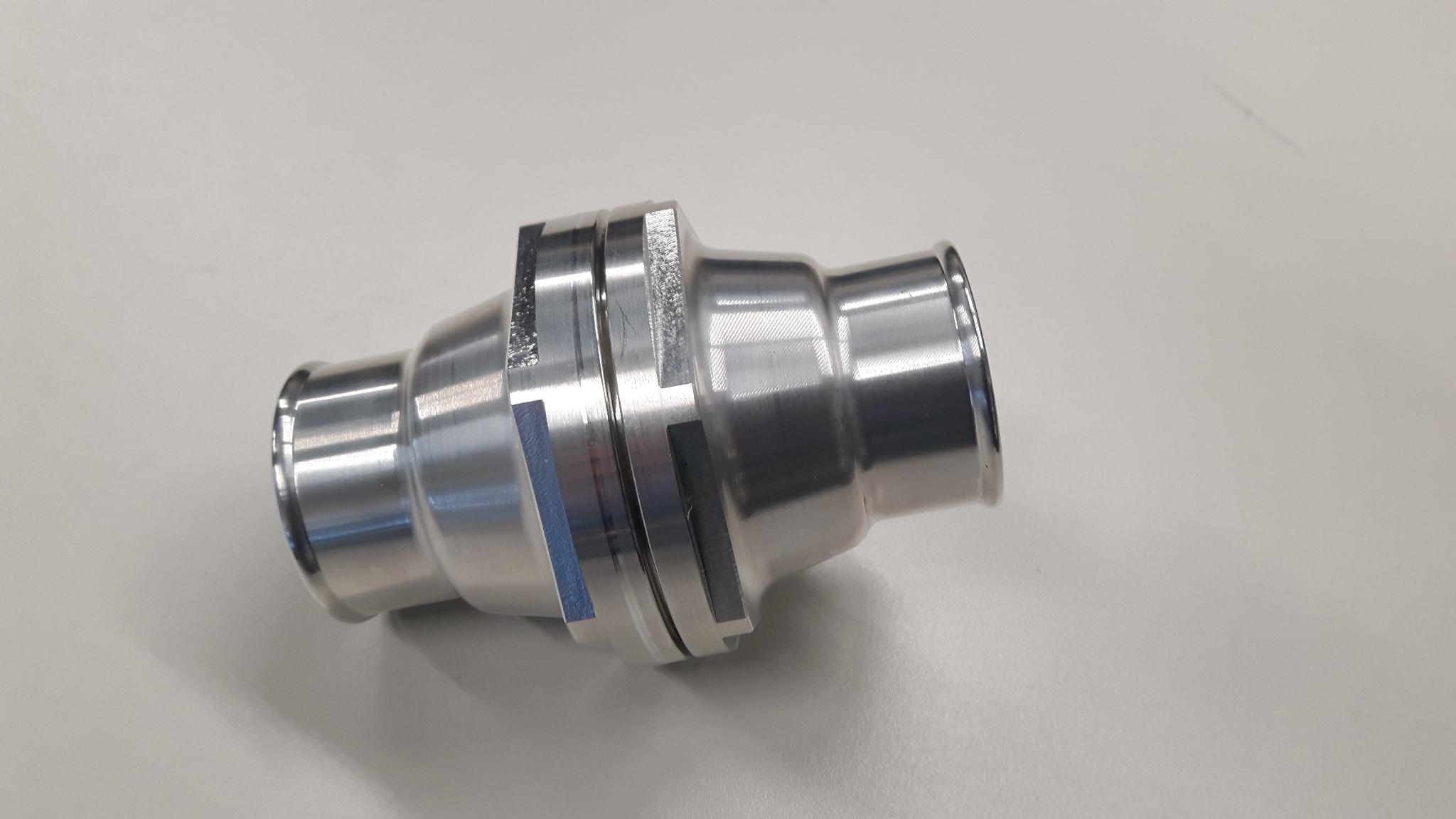 Aluminium thermostaathuis 32 mm / 92 graden-0