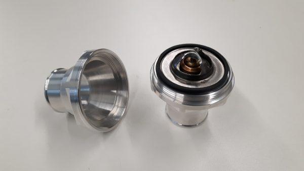 Aluminium thermostaathuis 38 mm / 83 graden-1659