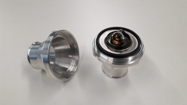 Aluminium thermostaathuis 38 mm / 75 graden-1653