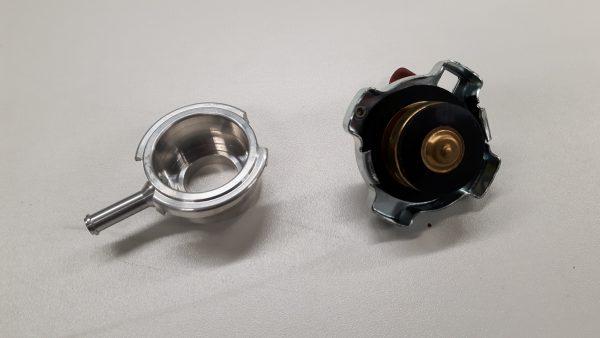 Radiateur dop - 1,1 bar + radiateur las neck 31 mm-1682