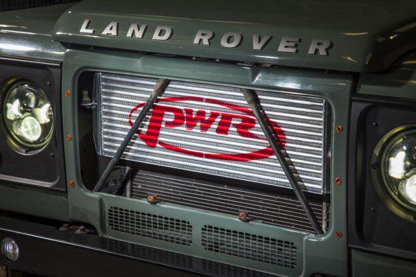 Intercooler Land Rover Defender PWR - 55 mm-1793