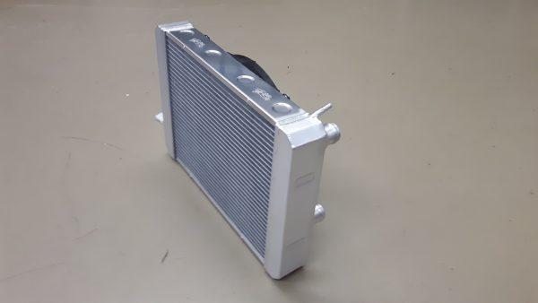 Radiateur Donkervoort speciaal met ventilator.-1817
