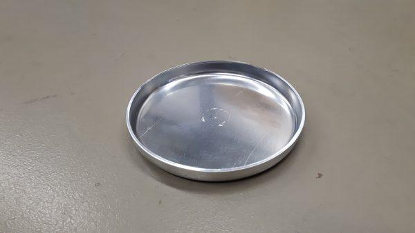 Aluminium lasbodem Ø 115 mm-1901