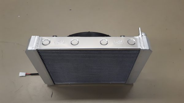 Radiateur Donkervoort speciaal.-1965